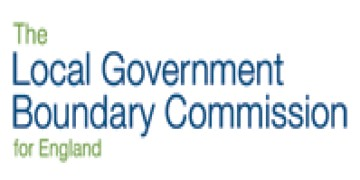 The Local Government Boundary Commission logo
