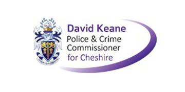 The Cheshire Police and Crime Commissioner logo