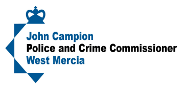 West Mercia Police and Crime Commissioner logo