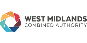Gatenby/West Mids Combined Authority logo