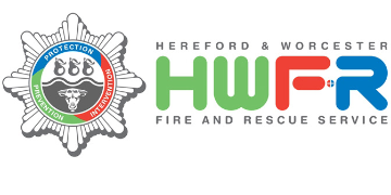 Hereford & Worcester Fire and Rescue Service logo