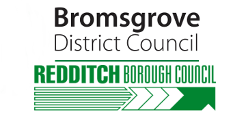Bromsgrove District Council & Redditch Borough Council logo