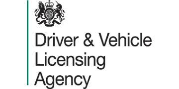 Driver and Vehicle Licensing Agency logo