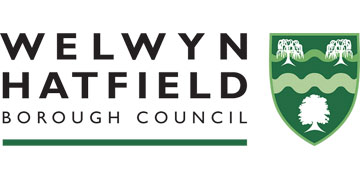 Welwyn & Hatfield Borough Council logo